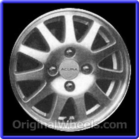 Oem 1998 Acura Tl Rims  Used Factory Wheels From