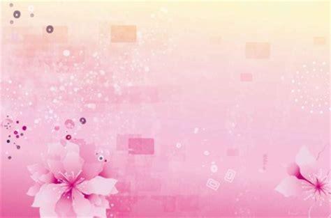 latar belakang bunga merah muda vector latar belakang