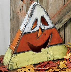 Primitive Fall Wood Craft Ideas