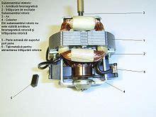Motor Sincron motor electric