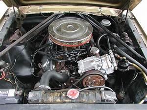 1966 Mustang  Engine Bay Detailing