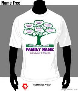 African American Family Reunion Shirts