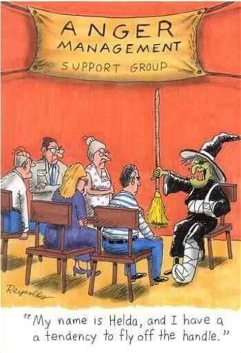 witch  anger management support group pictures