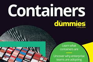 Download Guide Book  U201ccontainer For Dummies U201d