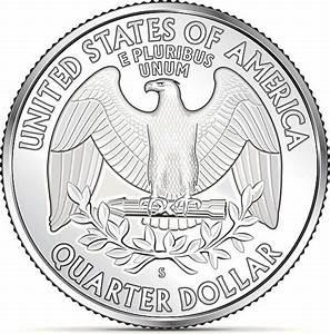Quarter Clipart - ClipartXtras