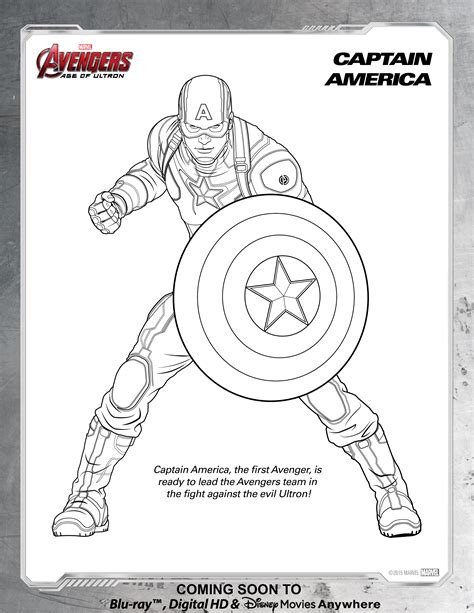 captain america coloring pages coloring pages avengers