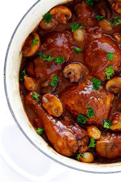 coq cuisine traditional coq au vin recipe