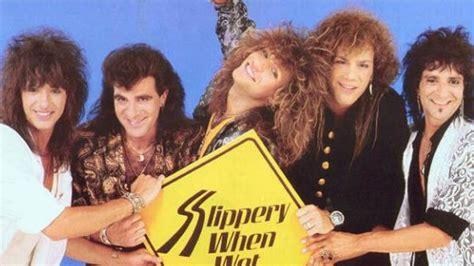 Bon Jovi Slippery When Wet Pure Audio Blu Ray Now