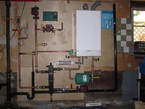 viessmann vitodens 100 boiler 95 6 efficient installed flickr