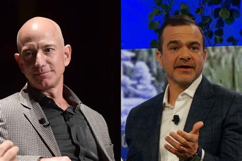 Người kế vị Jeff Bezos rời Amazon | Lao Động Online ...