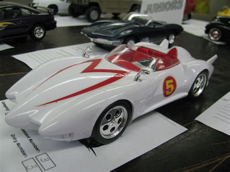 Can We Get The Mach-5 From Speed Racer As The Next Car