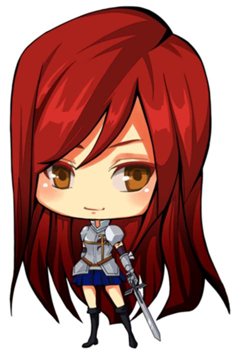 fairy tail images erza chibi wallpaper  background