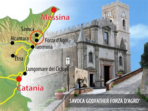 driver in sicily excursion savoca taormina savoca godfather and forza d agr 242 driverguidesicily