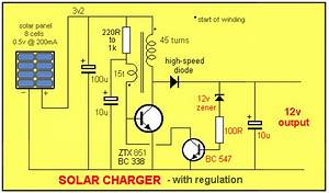 Mini Project  Solar Charger