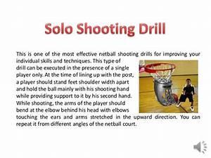 Netball Drills Tips