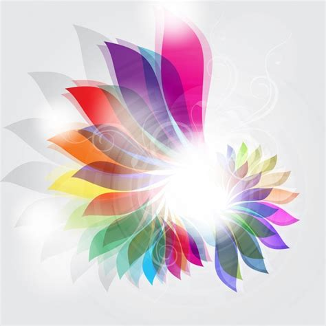 wall graphic design decorative background with an abstract floral design Abstract