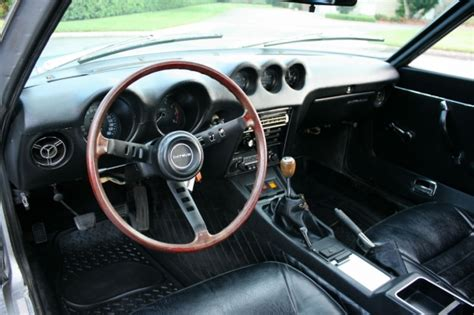 Datsun 240z Interior by Datsun 240z Interior Parts
