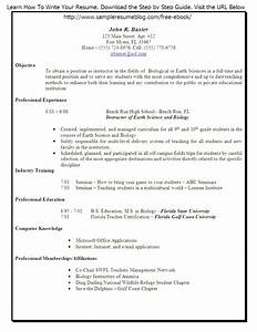 Create free resume templates for teachers to download free for Create resume template free