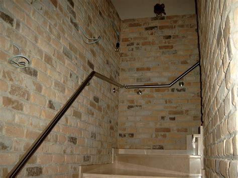 handgreep trap handgrepen voor uw trap inox metaal interieur