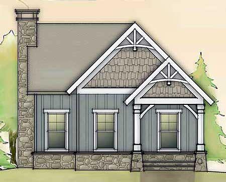plan mx cottage  barn doors  loft cottages house plans   loft