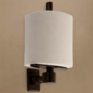 Amazing, Vertical, Toilet, Paper, Holder, U2013, Homesfeed