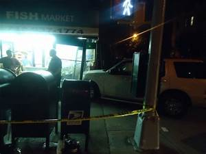 Driver Plows Through Grocery Store Window | Sunnyside Post