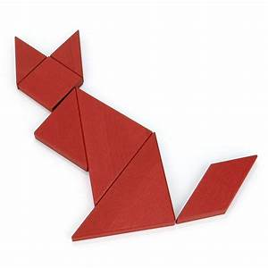 Bajo Red Tangram