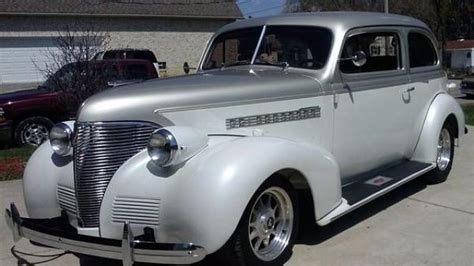 1939 Chevrolet Master Deluxe by 1939 Chevrolet Master Deluxe For Sale Near Cadillac