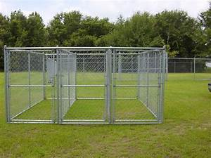 dog kennels central fence co With low cost dog kennels