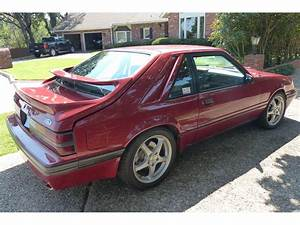 1986 Ford Mustang SVO for Sale | ClassicCars.com | CC-1022746