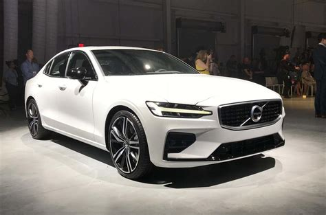 New Volvo S60 by All New Volvo S60 Revealed Autocar India