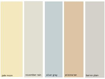 need help choosing paint color ideas for the house