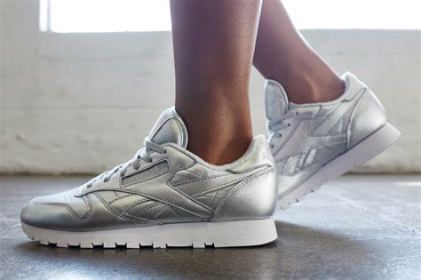 foot  face stockholm  reebok classic leather