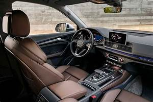 2018 Audi Q5 US Spec Review Taller And Stronger Motor Trend