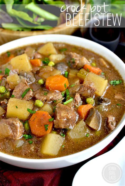 crock pot beef stew iowa eats