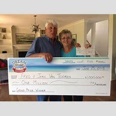 Blackburnnewscom  Dream Lottery Winners Claim Million