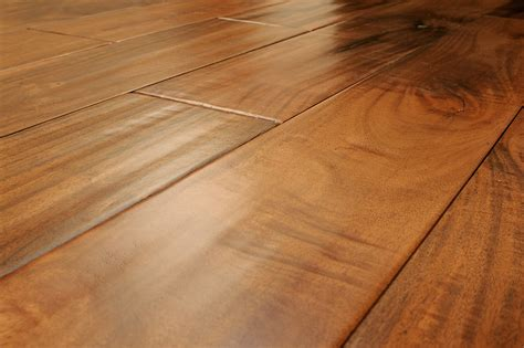 what are the different types of wood flooring