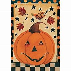 Breeze Art Country Pumpkin Garden Flag #31199 Walmartcom