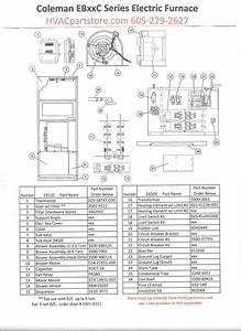 Coleman 7975 Furnace Wiring Diagram  Coleman  Free Engine Image For User Manual Download