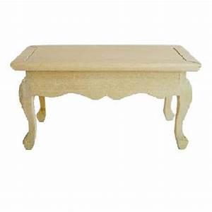 Table Bois Naturel : table d 39 appoint bois naturel ~ Teatrodelosmanantiales.com Idées de Décoration