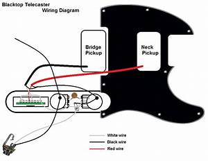 Fender Noiseless Strat Pickups Wiring Diagram