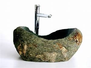 Bring Nature Home with Stonebasin Natural Stone Sink