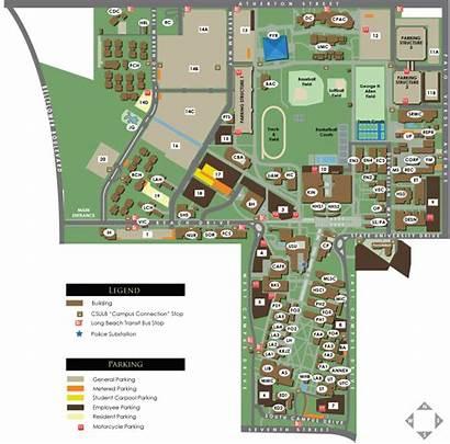 Csulb Map Campus Edu College Nick Thinglink