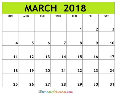 free march 2018 calendar for desktop and iphone march 2018 calendar canada free printable calendar templates