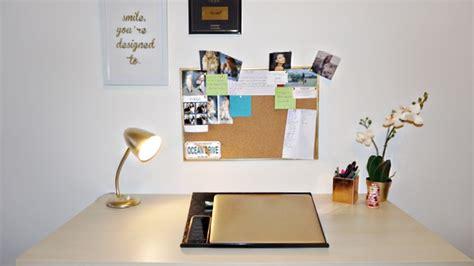 diy deco bureau relooking de mon espace de travail pas