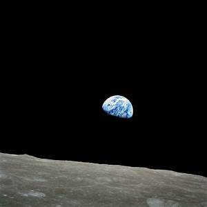 This date in science: Earthrise | Human World | EarthSky