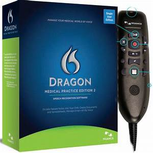 Nuance 369039 Dragon Medical Practice Edition 2, with ...