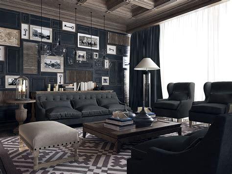 deco home interiors the living room with impressive deco interior