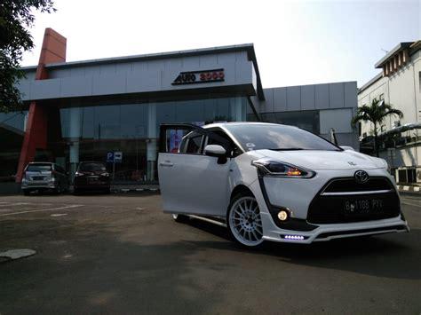 Modifikasi Toyota Sienta by Modifikasi Sienta Toyota Sienta Community Indonesia