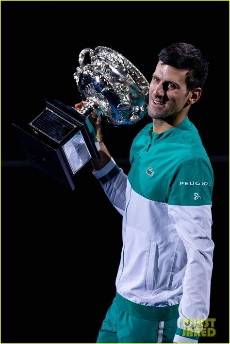 Novak djokovic vs alexander zverev. Novak Djokovic Wins Australian Open Final 2021: Photo ...